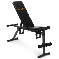 FID Incline Decline Adjustable Fitness Bench 150kg