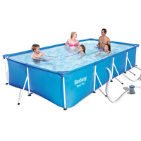 Bestway Above Ground Swimming Pool with Filter Pump