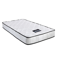 King Single Size Pocket Spring Foam Mattress 21cm