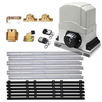 Automatic Sliding Gate Opener Kit w/ Keypad 1200kg