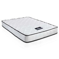 Queen Medium Firm Foam Pocket Spring Mattress 21cm
