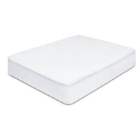 King Single Bamboo Waterproof Mattress Protector