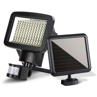 Outdoor Solar Sensor Light w/ 120 Super Bright LEDs