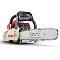 Giantz Petrol Chainsaw with Carry Bag 20in 58cc