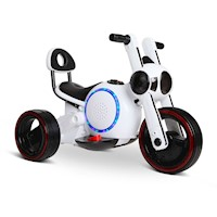 Baymax Kids Ride on Motorbike Tricycle 6V
