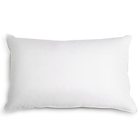 Set of 2 Soft and 2 Medium Polyester Fibre Pillows