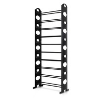 10 Tiers 30 Pair Stackable Shoe Storage Rack 155cm Part 84