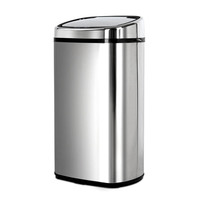 Stainless Steel Motion Sensor Rubbish Bin 58L