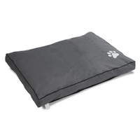 Anti Skid Washable Heavy Duty Pet Bed - Large