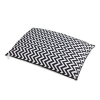 Washable Heavy Duty Pet Bed - XXLarge Wavy Stripe