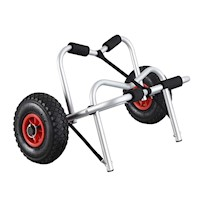 Heavy Duty Aluminium Kayak Trolley up to 100kg