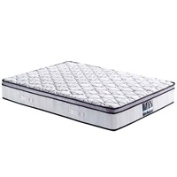 Queen Euro Top Gel Infused Memory Foam Mattress