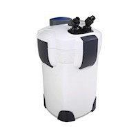 External 3 Stage Aquarium Filter w UV Light 2000L/h