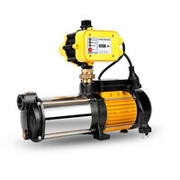 Automatic Water Pressure Pump Yellow 2.5kW 9000L/h