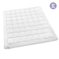 King Size Cotton and Wool Australian Merino Quilt