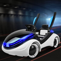 iRobot Inspired Kids Electric Ride On Car w/ Remote