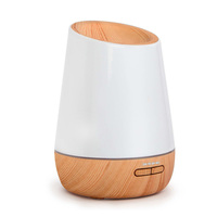 4-in-1 Ultrasonic Aroma Diffuser Light Wood 500ml