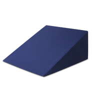 3 in 1 Back Support Bed Wedge Pillow in Blue