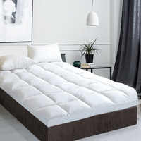King Single Goose Down & Feather Mattress Topper
