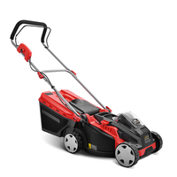 Gi-Power 320 Electric Lawn Mower in Red 40V 900W
