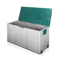 Weatherproof 290L Plastic Outdoor Storage Box