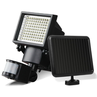 Ultra Bright Motion Detection Solar Garden Light
