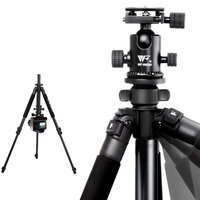 Professional Camera Tripod 173cm with Ball Head
