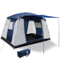 8acd2286902 ONE TOUCH EASY SETUP POPUP POP UP INSTANT 2 PERSON TENT UV ...