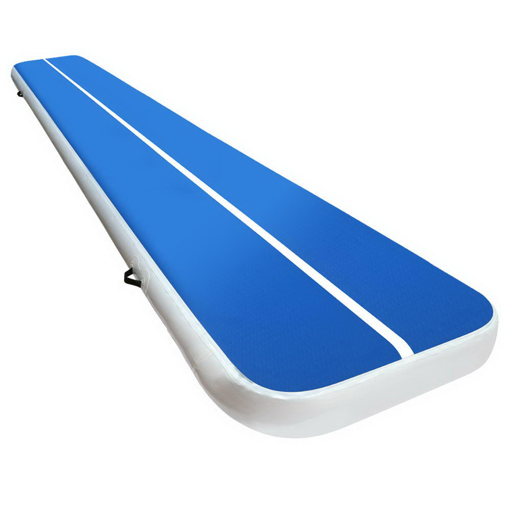 Everfit Inflatable Air Track Mat Gymnastic Tumbling 5m X