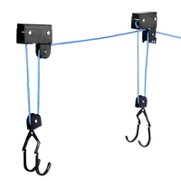Kayak Hoist Ceiling Rack 45 KG