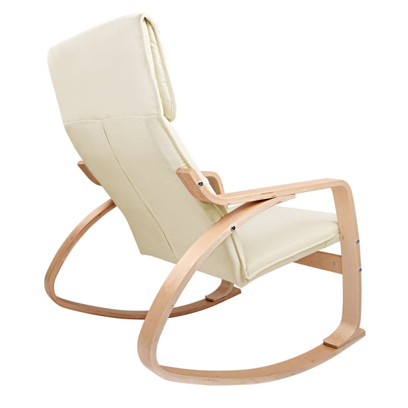 Ergonomic Bentwood & Fabric Rocking Chair In Beige  Buy. Modern Living Room Seating. Modern Living Room Small Space. Free Sex Chat Room Live. Living Room Wall Colours Combinations. Living Room Sets For Small Apartments. Color Combinations For Living Room And Kitchen. Living Room Sets Raleigh Nc. Decorate Apartment Living Room