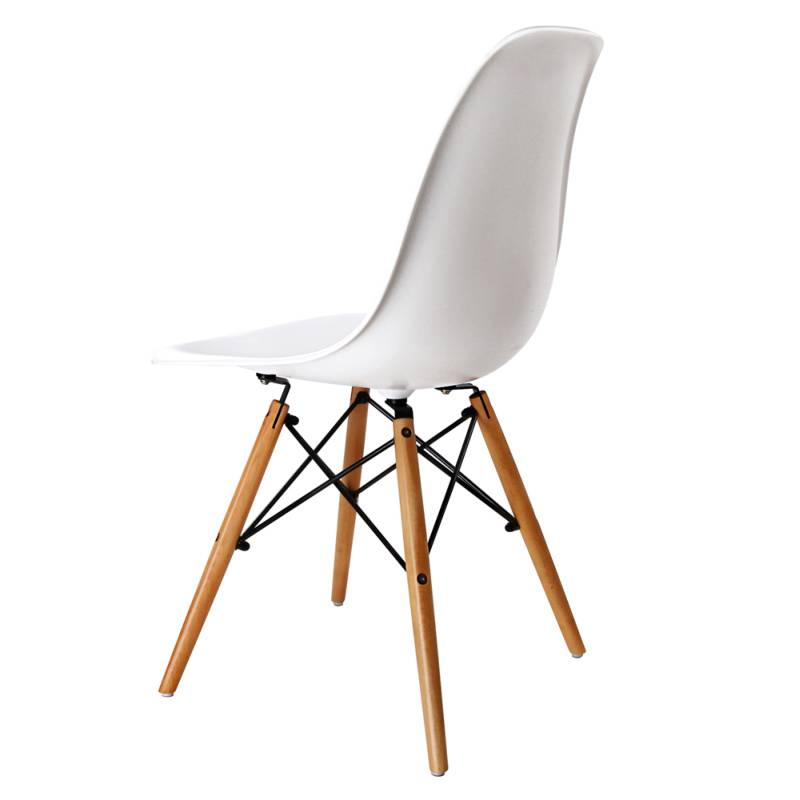 2 Replica Eames Eiffel DSW Dining Chairs in White2 Replica Eames Eiffel DSW Dining Chairs in White   Buy Eames  . Set Of 4 Replica Eames Eiffel Dsw Dining Chair White. Home Design Ideas