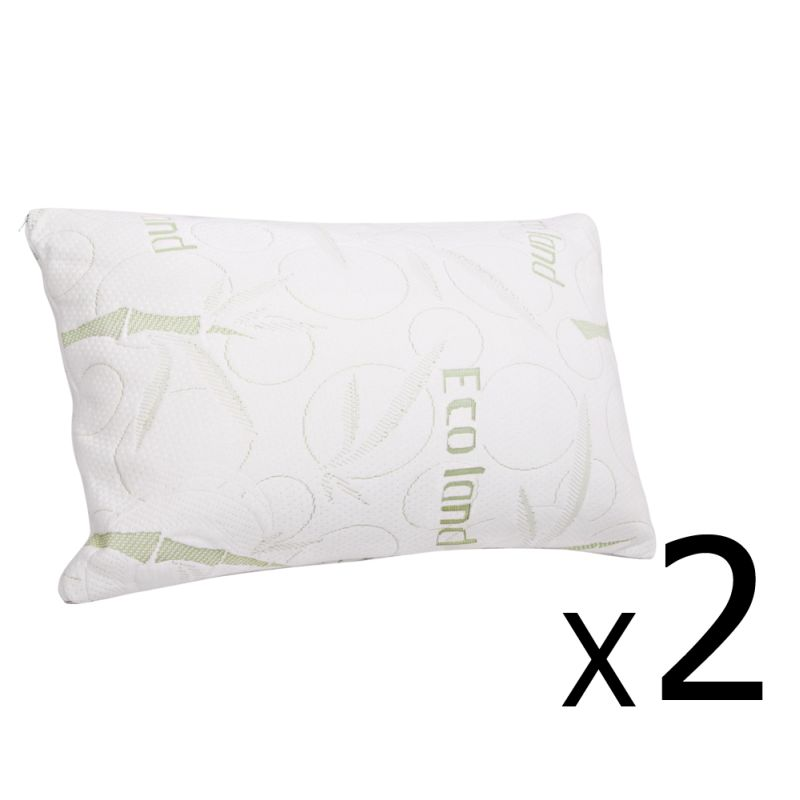re nu memory pillows a bam density product butm brand multi filled renu with pillow blended foam bambu