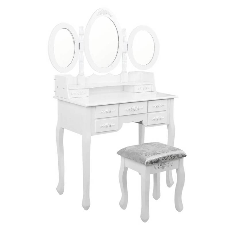 Bedroom dressing table set