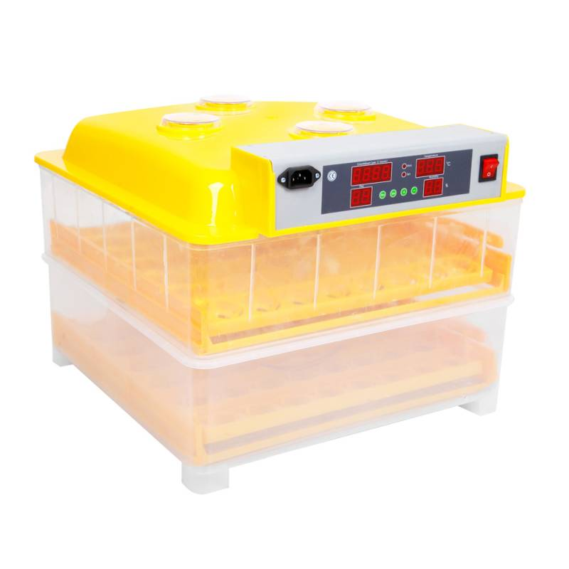 Automatic Egg Incubator In Yellow Holds 112 Eggs Buy Egg