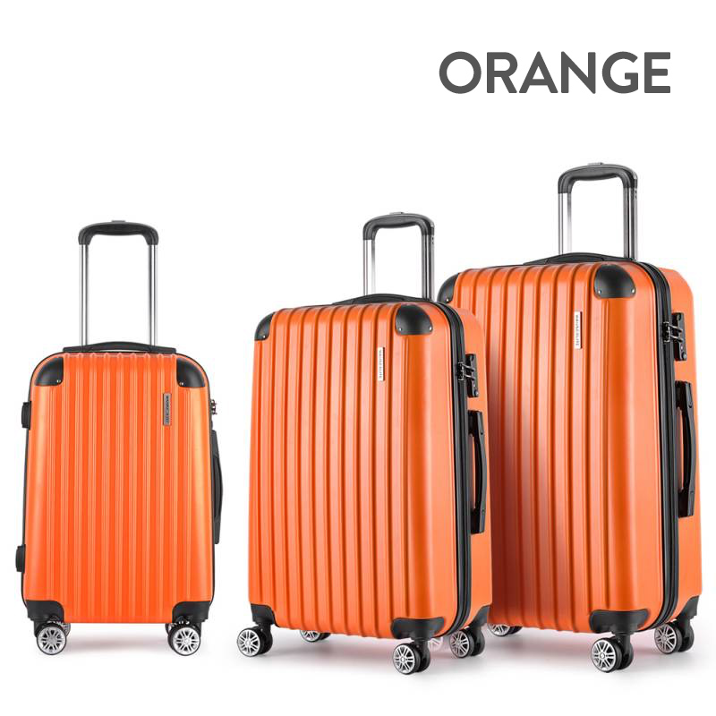 Lightweight 4 Wheel Hard Shell Luggage Sets Buy 2 Piece Sets