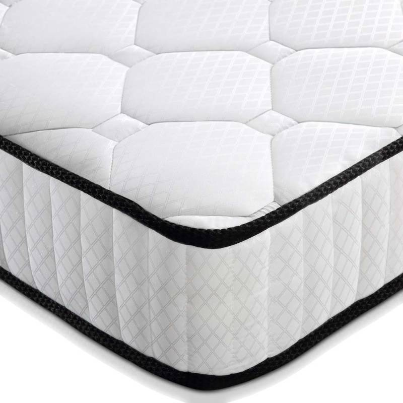 Queen Medium Firm Foam Pocket Spring Mattress 21cm Buy Queen Mattress