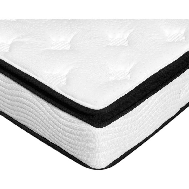 Giselle Single Size Latex Pillow Top Mattress 28cm