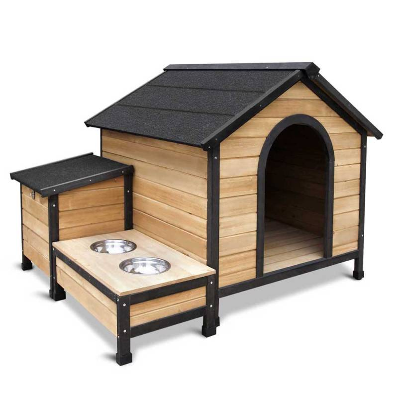 I Pet Extra Large Wooden Pet Kennel With Storage Buy Dog