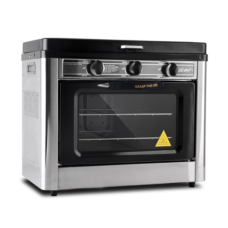 gas cooking stoves. Portable Gas Oven And Stove In Silver Black Cooking Stoves