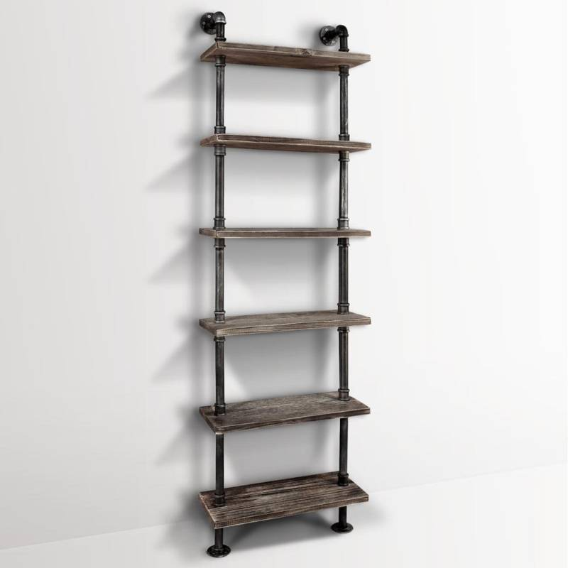 Rustic Industrial 6 Level Metal Pipe Wall Shelf Buy Wall  : PIPE DIY SHELF 60 00 from www.mydeal.com.au size 800 x 800 jpeg 32kB