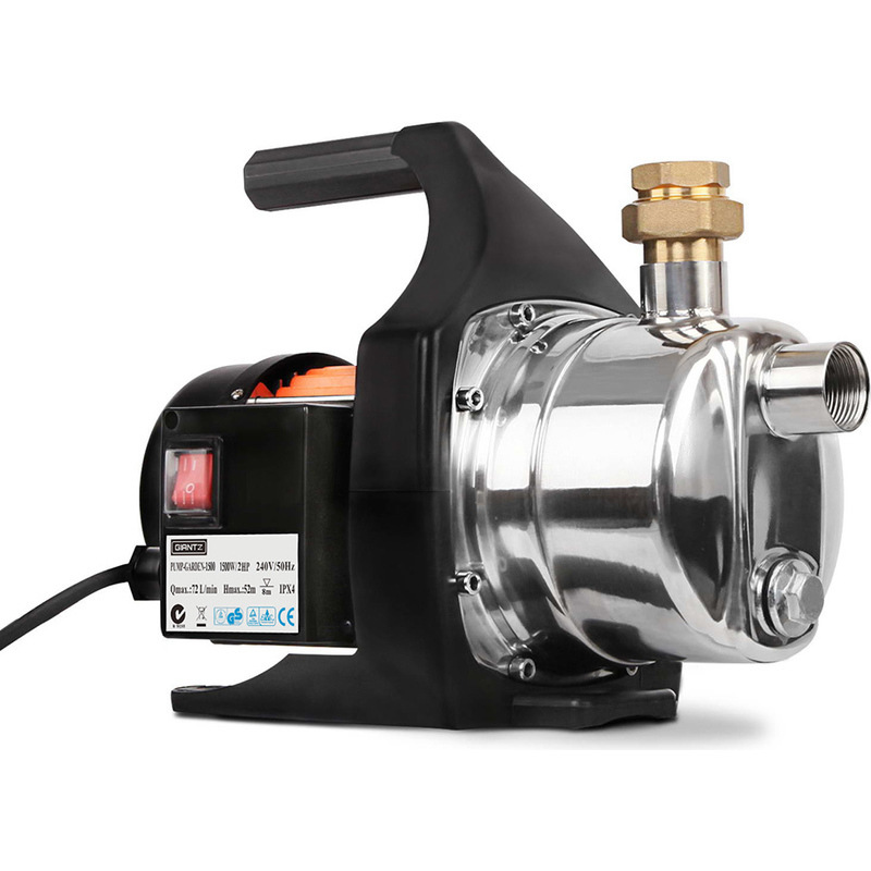 Stainless Water Pump : Stainless steel electric garden water pump l h buy
