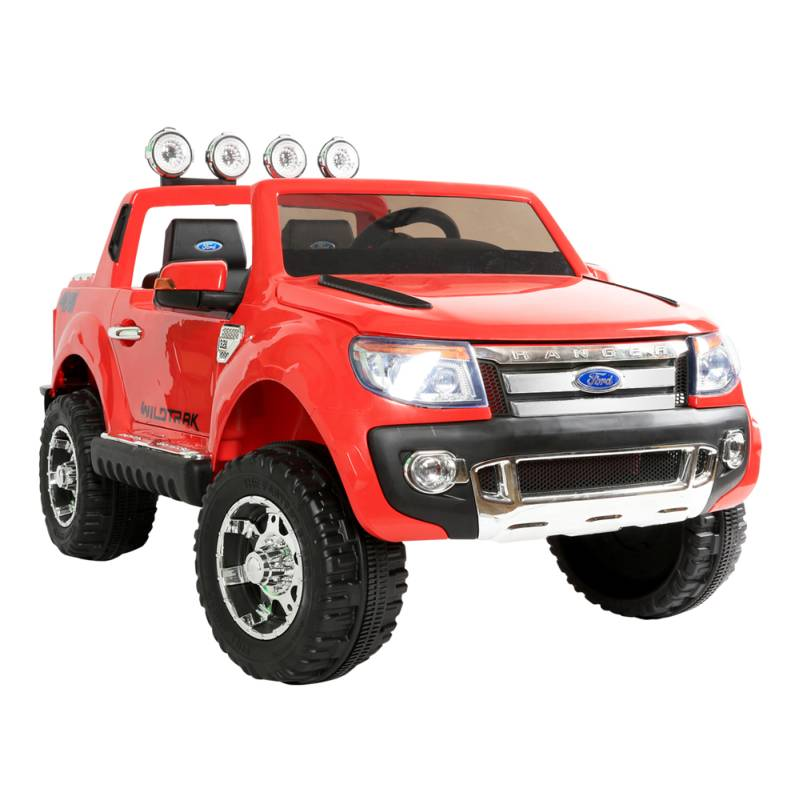 Kids Ford Ranger Ride On Car W Remote Control Red Buy
