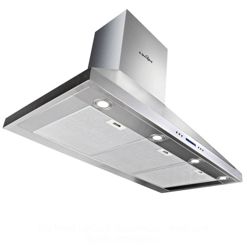 Buy Now Pay Later Car Deals >> 5 Star Chef 1200mm Commercial BBQ Rangehood - Silver | Buy Canopy Rangehoods - 178166