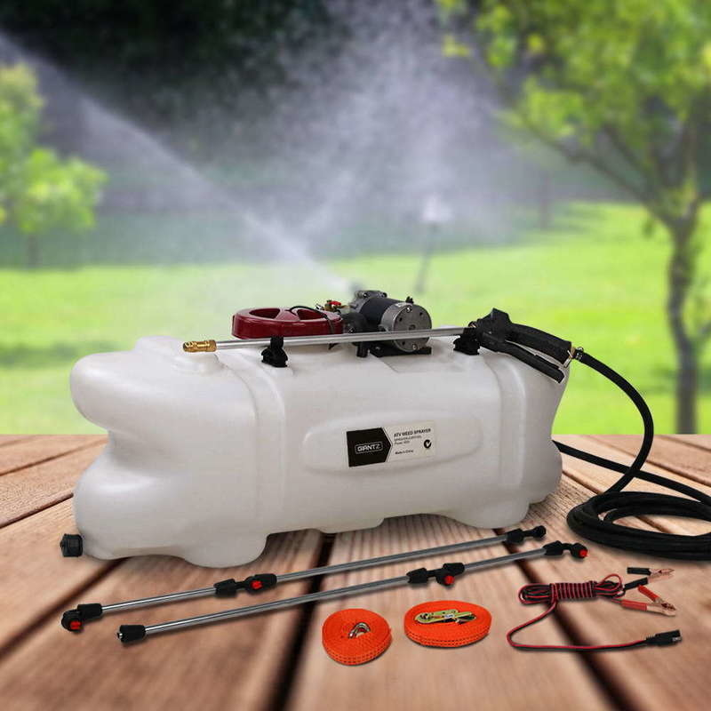 Weed Boom Sprayer Tank With Pump Hose And Gun 60l Buy