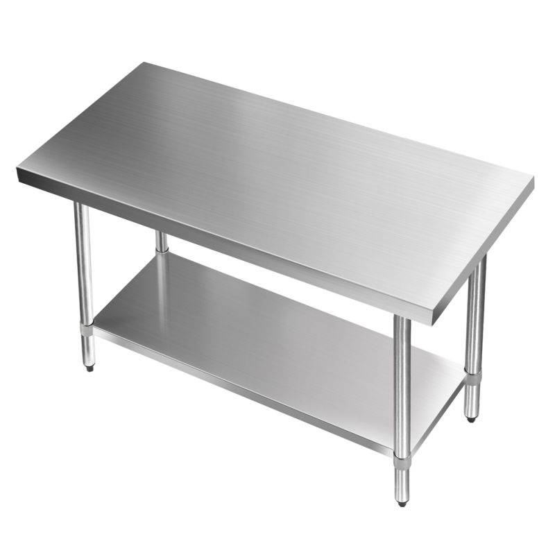 stainless steel benches. 610 X 1219mm Commercial Stainless Steel Kitchen Bench Benches