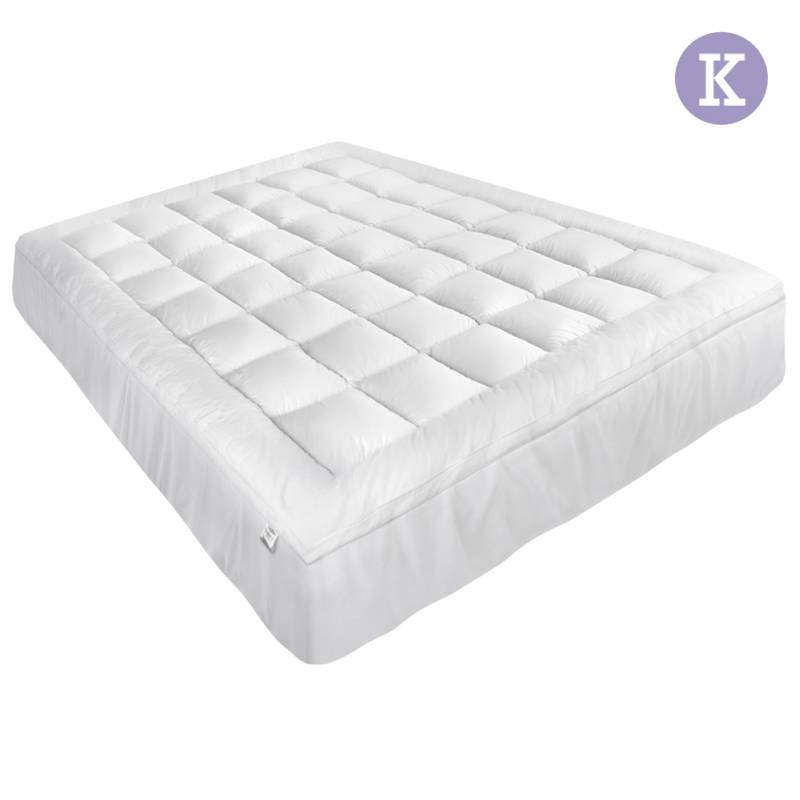 Memory Resistant Mattress Topper Protector King