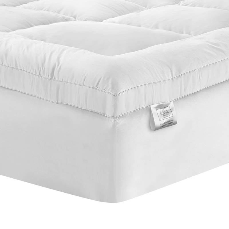 Giselle Bedding Queen Size Memory Resistant Mattress ...
