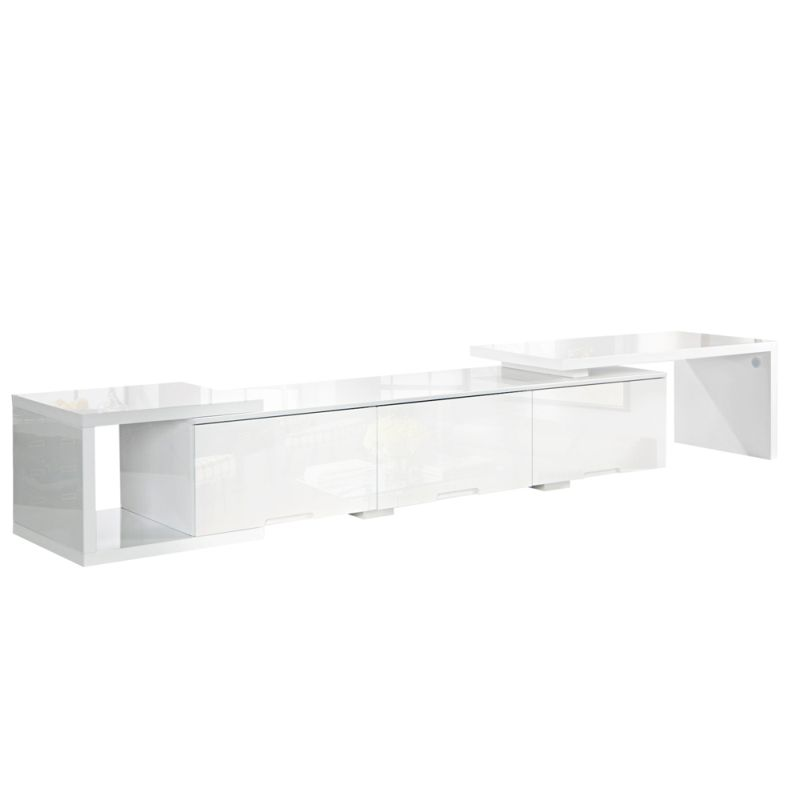 Tv Cabinets Discount Wall Mounted White Black Lowline