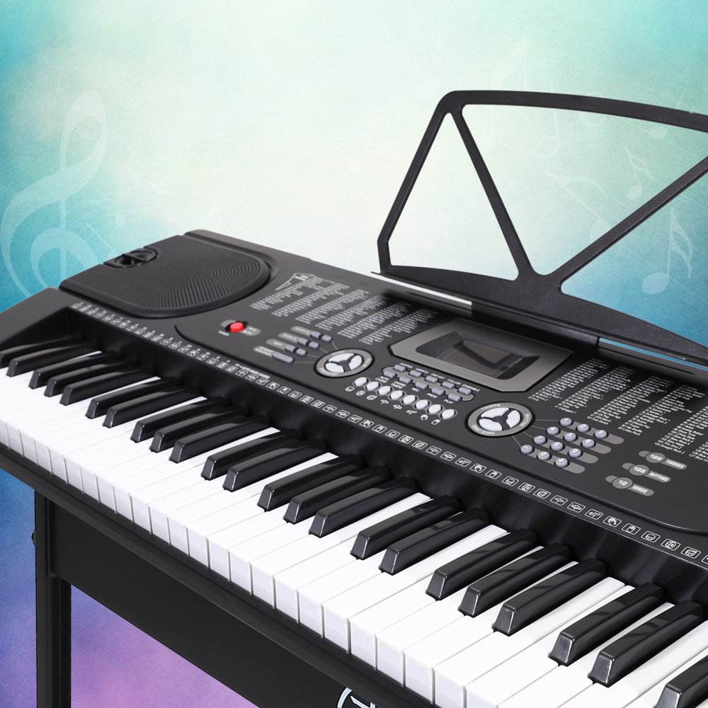 alpha 61 keys electronic piano keyboard electric keyboards buy digital pianos keyboards. Black Bedroom Furniture Sets. Home Design Ideas